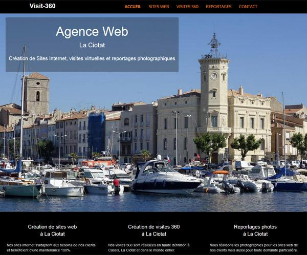 Web Agency in Cassis